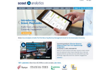 Scout Analytics Home Page